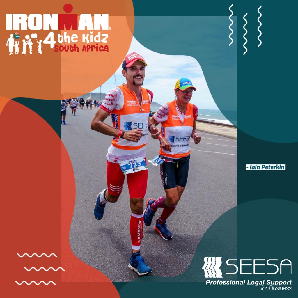 SEESA's Athlete Of The Week – Iain Peterkin